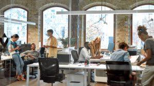 mejorar el ambiente laboral