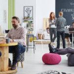 Un lugar de trabajo más productivo en 6 claves