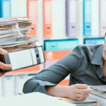 Estrés laboral, soluciones para reducirlo