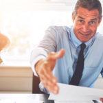 Analizar la comunicación no verbal: entrevista de trabajo
