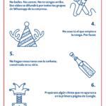 9 consejos para sobrevivir a la cena de Navidad sin dañar tu reputación