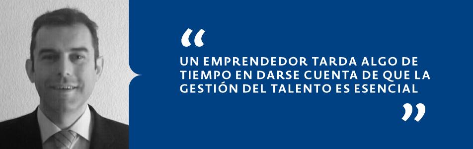 Reflexiones sobre gestión de talento y emprendedores con Pablo Blasco