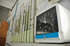 nueva ley de control horario