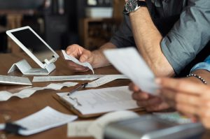 contabilizar anticipo nomina