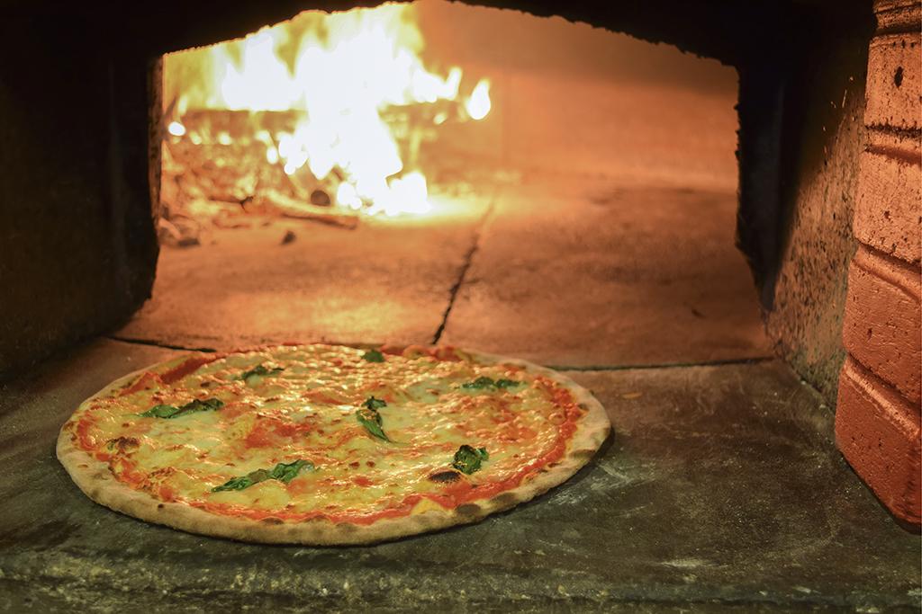 Pizza italiana- Myedenred