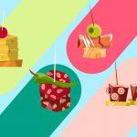 5 tapas en casa para darte un gusto veraniego